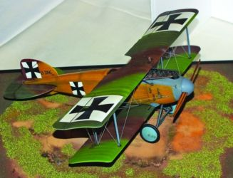 Scale ModelWorld 2014 World War I display (2)