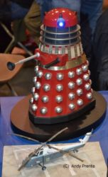 Dalek & Wessex - Photo Andy Prentis