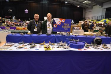 Scale ModelWorld 2016 pics by Andrew Prentis (20) - French Airforces SIG