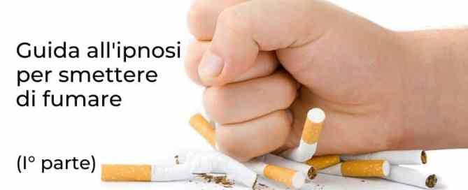 Ipnosi contro il tabagismo