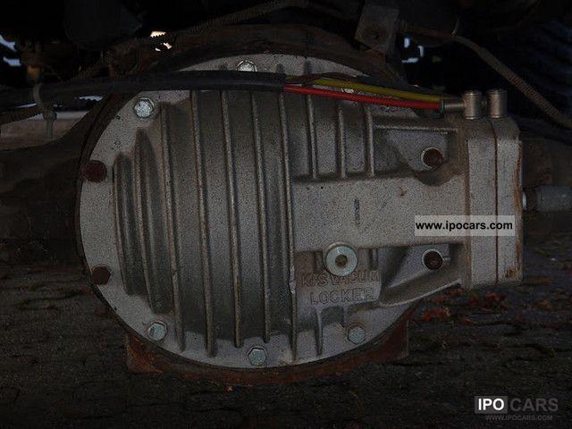 Chevrolet K5 V8 6 2lsel Ex Army M