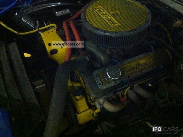 Inside 1971 Ford Galaxy