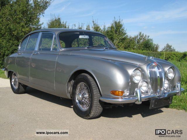 Jaguar Xj6 42 S1 Switch 90 Km Very Best Happroval 1972 Vintage