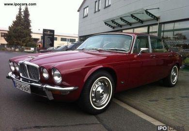 1977 Jaguar Xj12