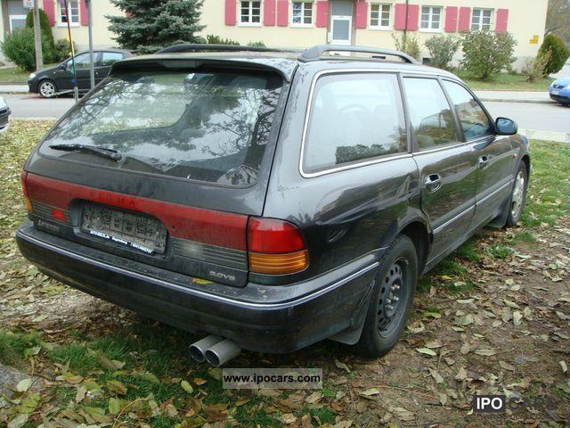 1993 Mitsubishi Sigma 3000 V6 12V - 103000 km - Tüv 01/2013 - Car Photo and Specs