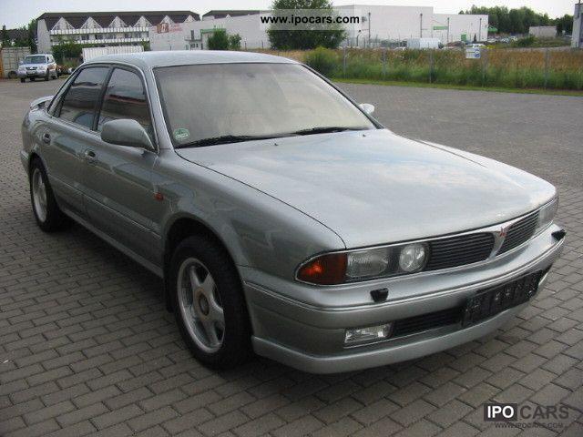 1993 Mitsubishi Sigma 3000 V6 12V - Car Photo and Specs