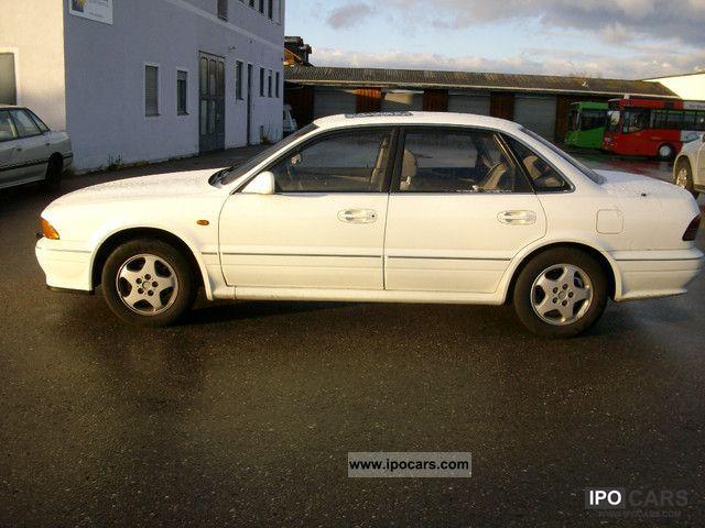 1995 Mitsubishi Sigma 3000 V6 24V top condition. - Car Photo and Specs
