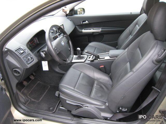 2009 Volvo C30 Sport Cruise Control Telephone Fak Vat23 Inherent