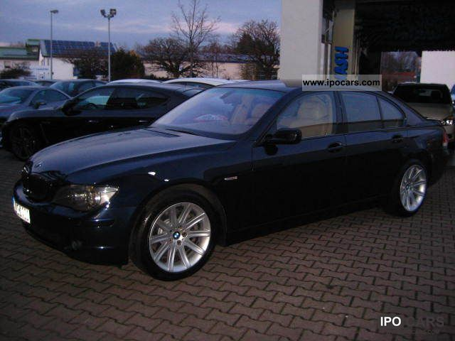 2006 Bmw 740i \  Car Photo And Specs