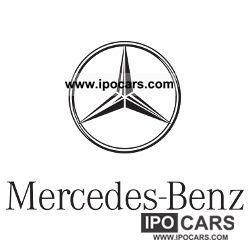 2003 Mercedes-Benz C 200 CDI * Ahnängekupplung * Service