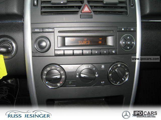2007 MercedesBenz B 180 CDI climate  DPF  NSW  Car