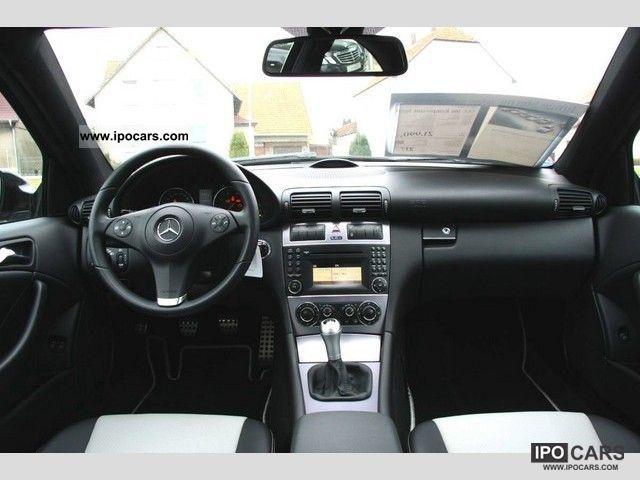 2010 Mercedes Benz CLC 180 Kompressor Sportc Leather Car