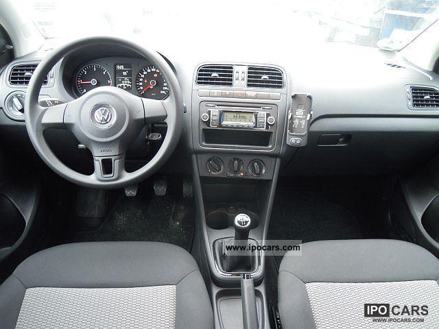 2010 Volkswagen Polo 1 2 Tdi Trendline 5 Door Air 99g Km