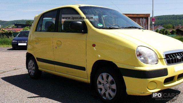 2001 Hyundai Atos Prime 1 0i Gls Car Photo And Specs