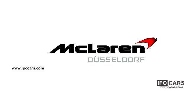2012 McLaren Dusseldorf. Titanium 12C. Immediately