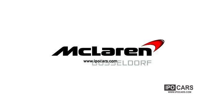 2012 McLaren Dusseldorf. 12C carbon black. Available now