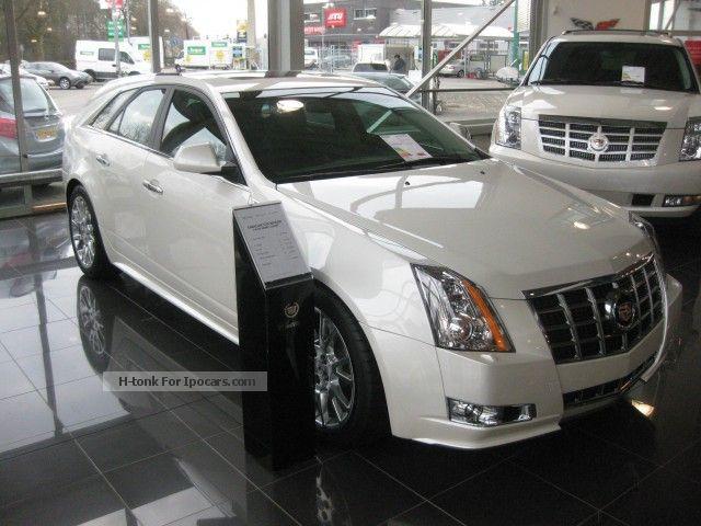 2012 Cadillac Cts Wagon 3 6 V6 Sport Luxury Automaat Car
