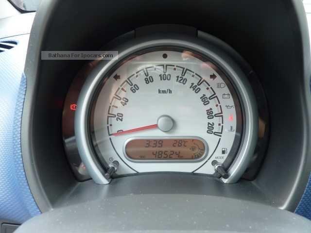 2011 Opel Agila 1 2 Edition Wkr Heated Seats Car