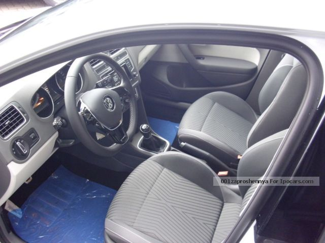 2015 Volkswagen Polo 1 2 Tsi Bluemotion Technology Fresh