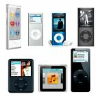 Apple iPod Nano 2nd, 3rd, 4th, 5th, & 6th Generation 2GB, 4GB, 8GB, & 16GB