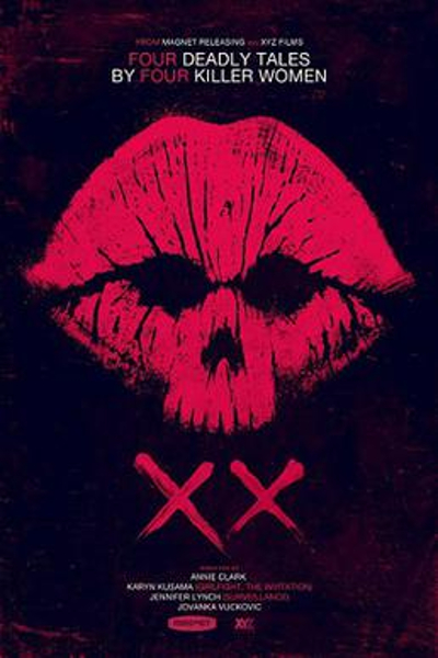 Movie poster of XX, via Wikipedia