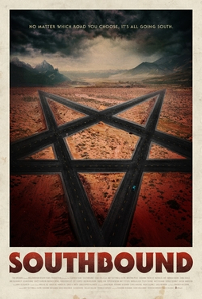 Southbound movie poster, from Wikipedia