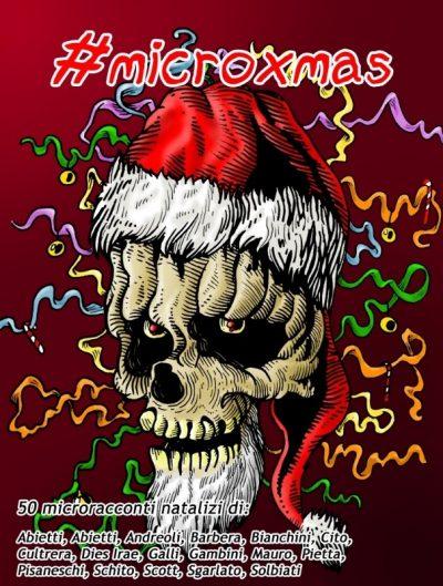 Copertina di #microchristmas, di Daniele Aimasso e Yuri Abietti