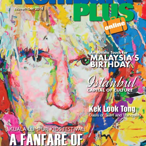 Kembara PLUS Magazine November 2014