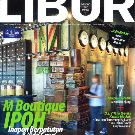 Majalah Libur Edisi Jun 2014