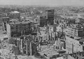 City Of Ruins – Destroyed Warsaw-Poland in 1945
