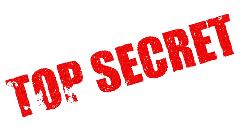 tajne, top secret