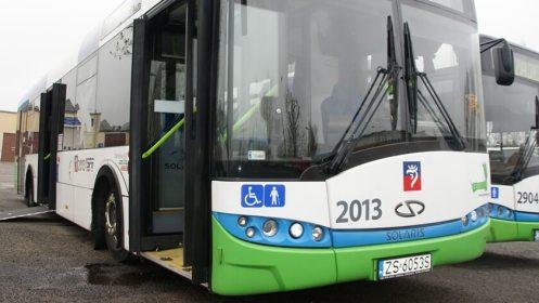 autobus komunikacji miejskiej Police - Szczecin