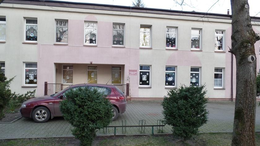 puliczny żłobek w Policach przy ul. Robotniczej