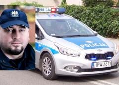 Dzielnicowy z Polic zapobiegł tragedii