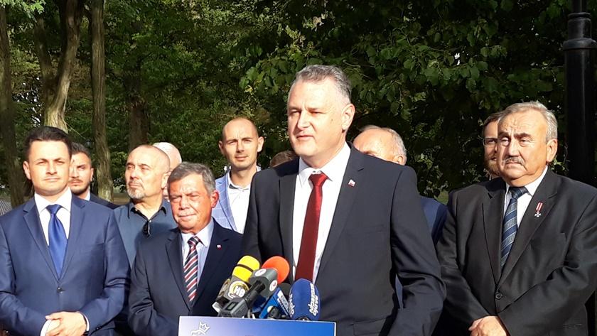 Dmochowski powalczy o fotel burmistrza