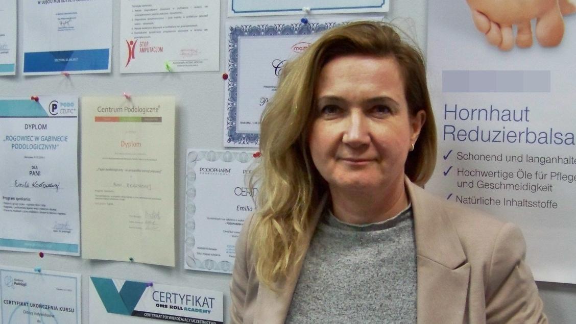 podolog Anna Brudzyńska