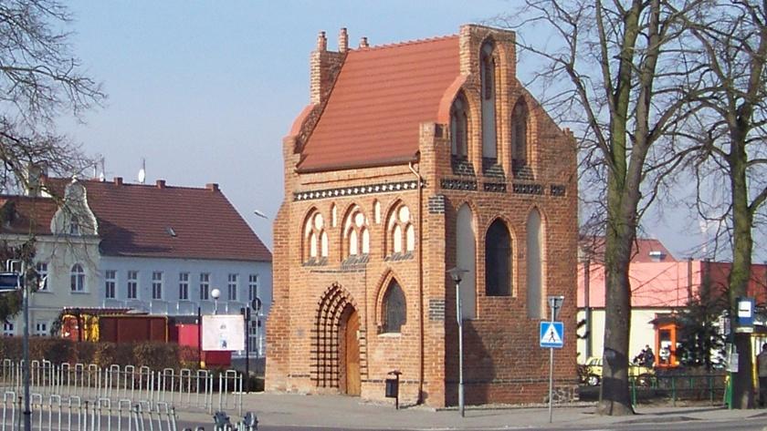 zabytkowa kapliczka