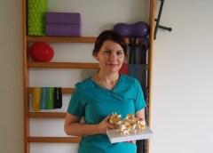 Monika Chojęta, mgr fizjoterapii