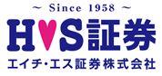 エイチエス証券 ロゴ