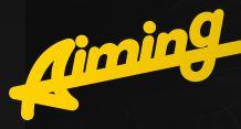 Aiming ロゴ
