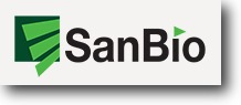サンバイオ ロゴ