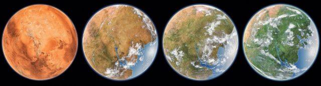 Mars terraform