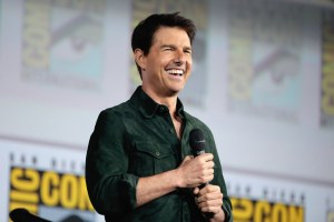 Tom Cruise to star in first movie filmed in space