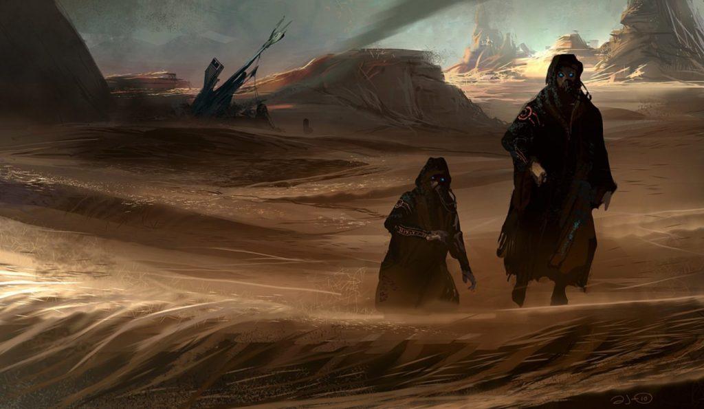 Dune sci-fi movie 2020