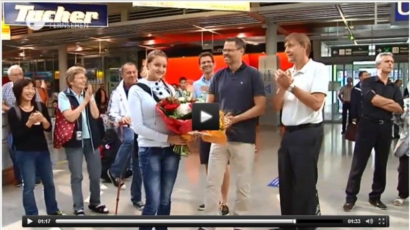 Beitrag Frankenfernsehen vom 21.8.2013