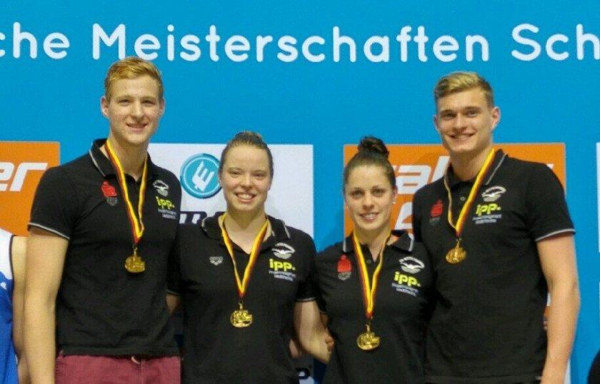 Gold mixed SG Mittelfranken