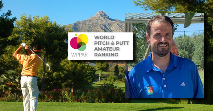 José Maria Ortiz Pinedo Rodriguez is the new number 1 in the P&P World Ranking