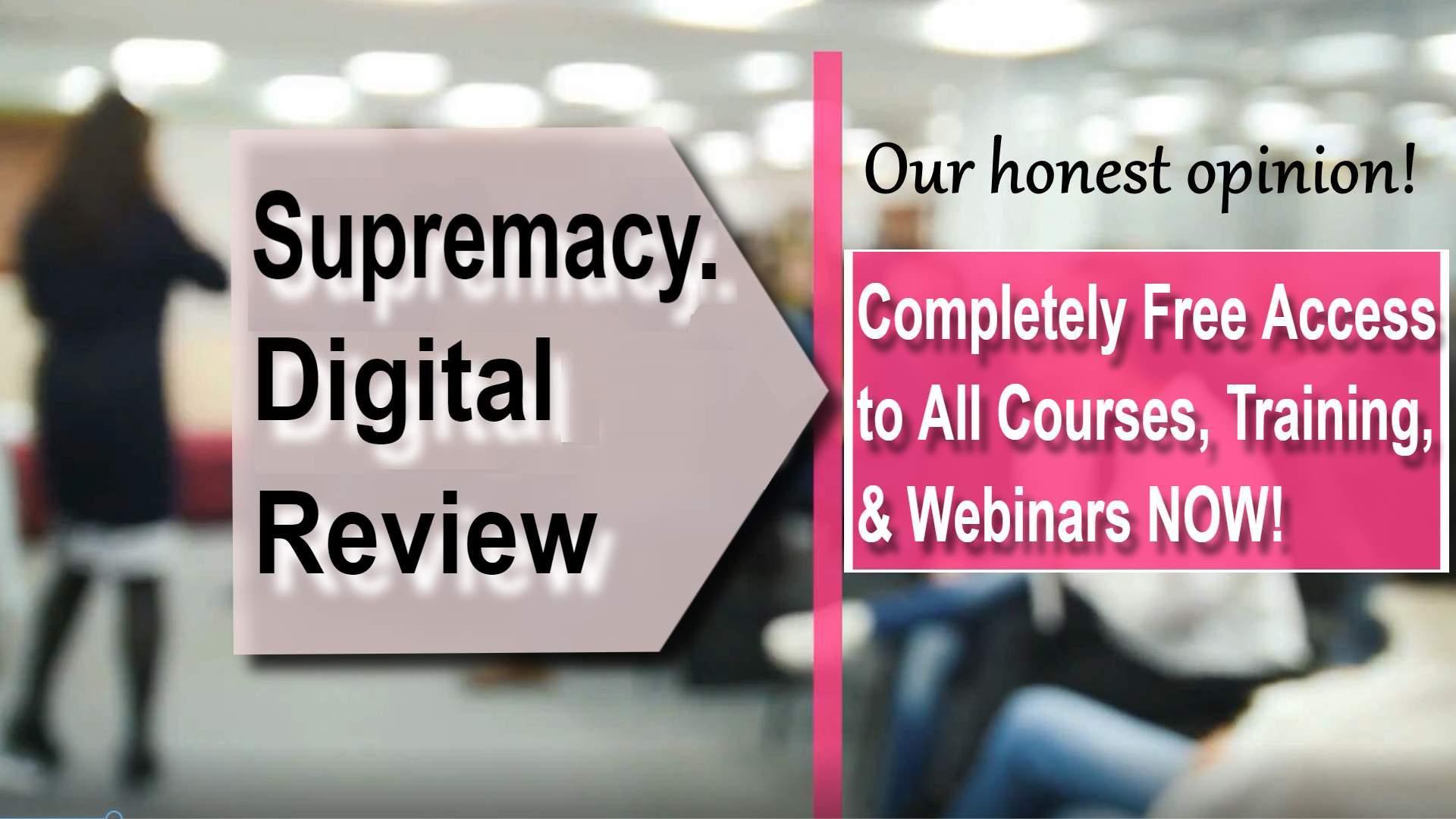 supremacy.digital review
