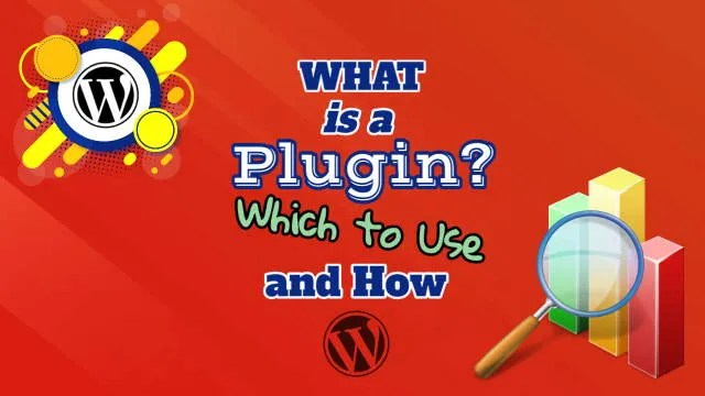 "Featured Image introduces the article about ""What is a Plugin""."