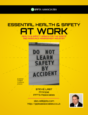 uk waste industry health and safety
